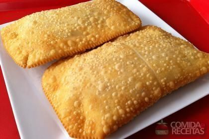 Receita de Massa de pastel com pinga em receitas de massas, veja essa e outras receitas aqui!