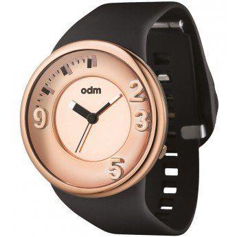 Relojes para mujer: Reloj de Mujer Minute Odm Negro y Oro Rosa http://www.tutunca.es/reloj-de-mujer-minute-odm-negro-y-oro-rosa