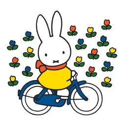 Dick Bruna. Postkaart