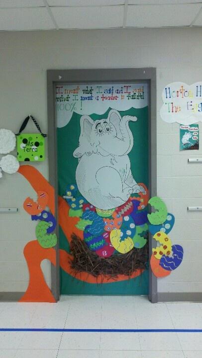 1000 Images About Dr Seuss Class Door Decoration On