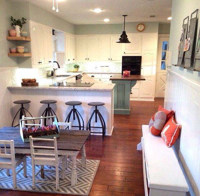 Hgtv Small Kitchen Design Ideas: Fixer Upper Kitchen, Farmhouse Style Kitchen