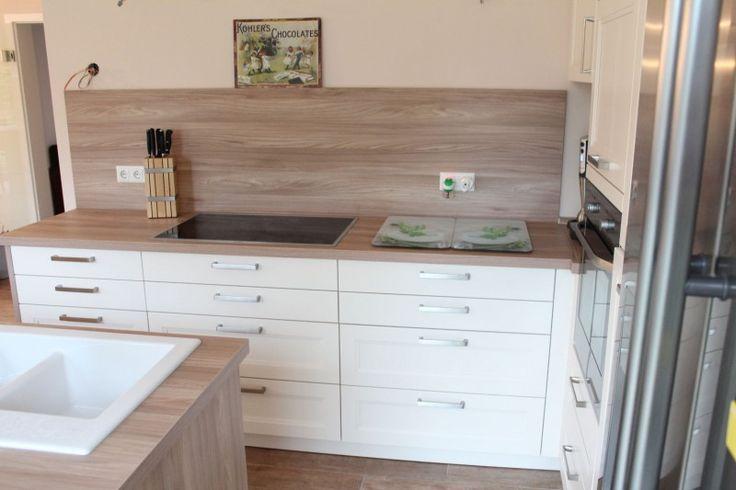 97 best fertiggestellte k chen images on pinterest new. Black Bedroom Furniture Sets. Home Design Ideas