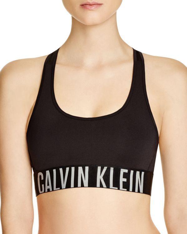 Calvin Klein Underwear Intense Power Racerback Bralette #QF1540