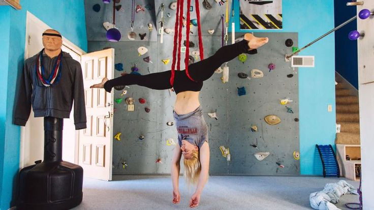 """Jessie Graff has built a career out of fitness, becoming a stunt woman and one of the most accomplished women on """"American Ninja Warrior."""" But she still feels like she has unfinished business."""