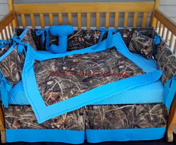 7pc Camo Mossy Oak Fabric Pink Crib Bedding Nursery Set: Best 25+ Camo Baby Bedding Ideas On Pinterest