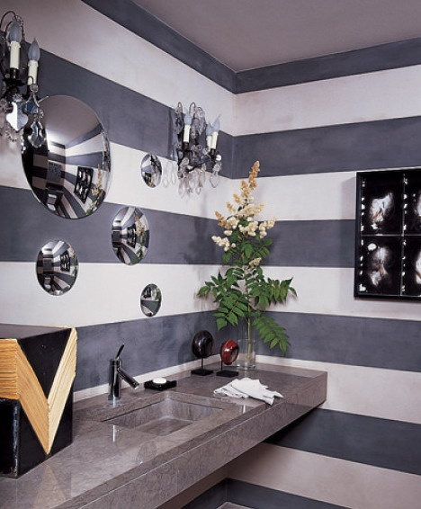 Powder Room For The Home Pinterest Contemporary