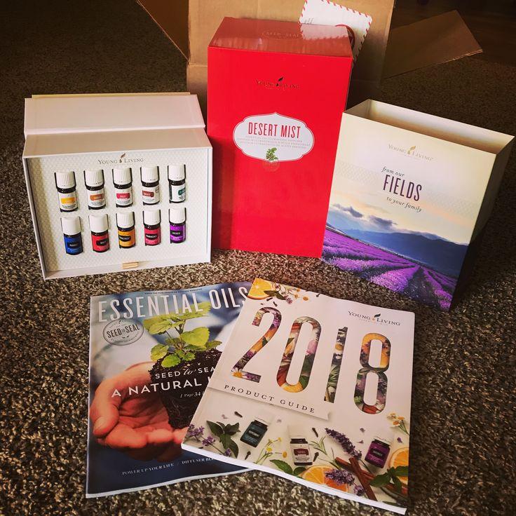 LOVE my starter kit!! essentialoils Essential oils