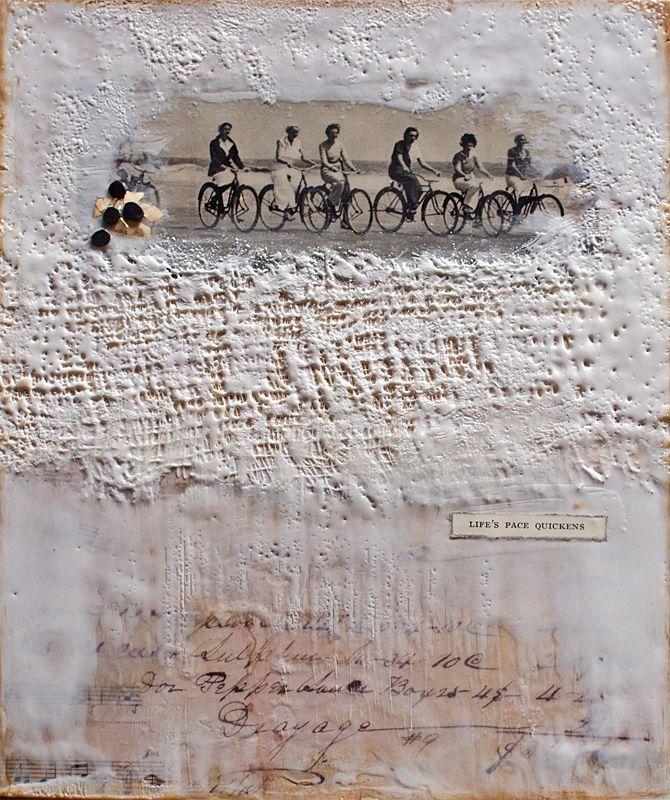 "Johwey Redington | Opus 2, No. 7 (""Life's Pace Quickens"") 