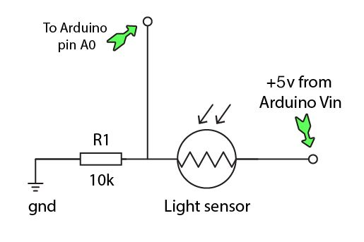 best 25  arduino light sensor ideas on pinterest
