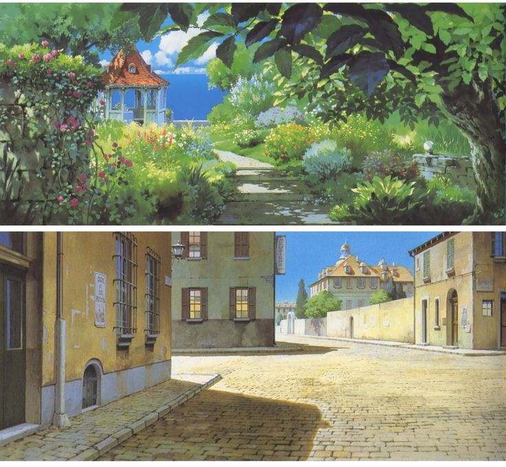 Studio Ghibli - Porco-Rosso