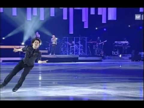 Stephane Lambiel - Art on Ice 2010 - In your eyes