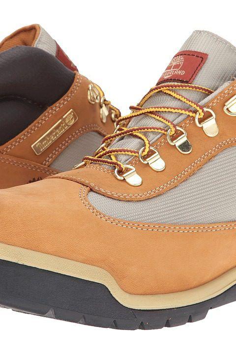 Timberland Field Boot F/L Waterproof (Wheat Waterbuck) Men's Lace-up Boots - Timberland, Field Boot F/L Waterproof, TB0A18RI231-210, Footwear Boot Casual Lace-up, Casual Lace-up, Boot, Footwear, Shoes, Gift, - Street Fashion And Style Ideas