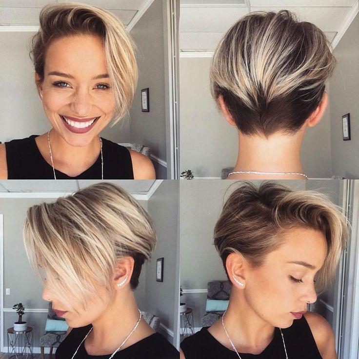 Amazing 46+ Best Hairstyle Ideas Pixie Cuts That Make Women More Beautiful https://www.tukuoke.com/46-best-hairstyle-ideas-pixie-cuts-that-make-women-more-beautiful-3973