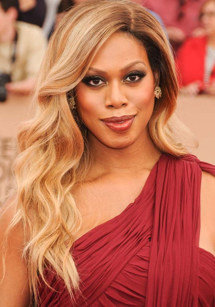 Laverne Cox Shares Struggle To Survive Takes Home A