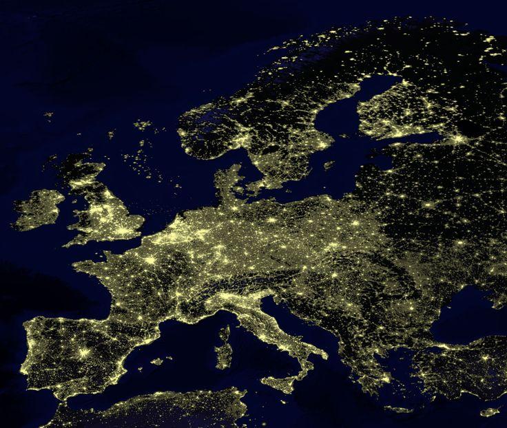 Earthlights - Europe