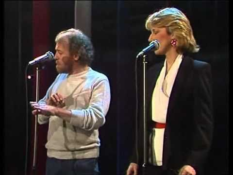 Joe Cocker & Jennifer Warnes-Up Where We Belong 1983,song in the movie An Officer and a Gentleman with Richard Gere.