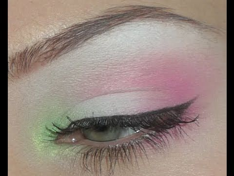 Яркий весенний макияж. Розовый /// Bright spring make up (Part 2)