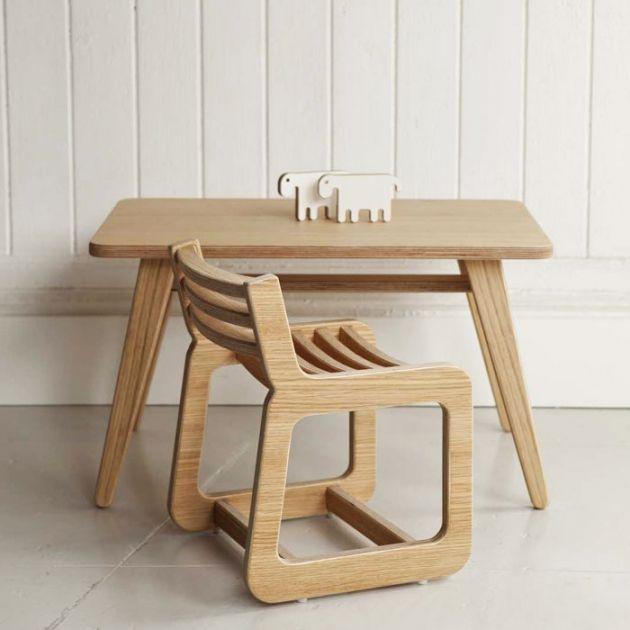 Table enfant angle Unto this last    Unto this last    (via rafa-kids FB)