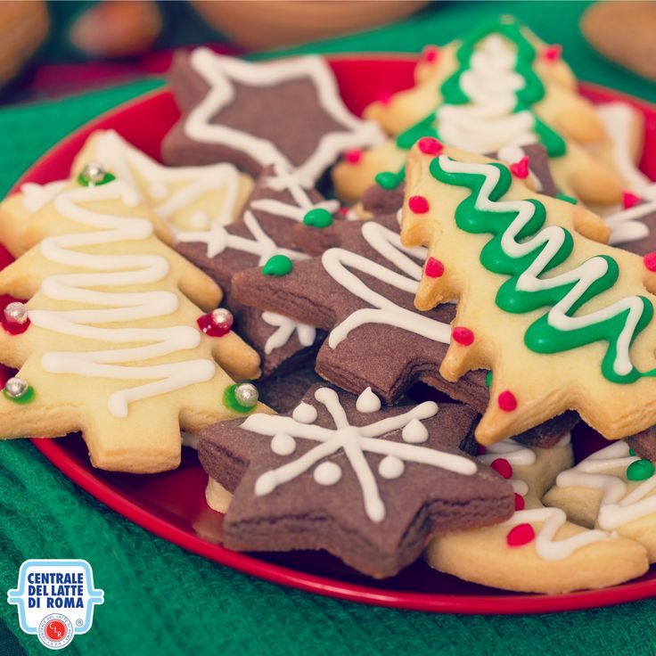 Biscotti di Natale, Albero di Natale, Christmas cookies