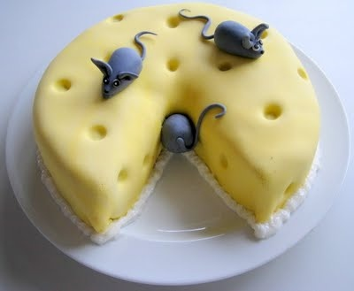 Cheese Cake! LOL! #cheesecake #mice #baking