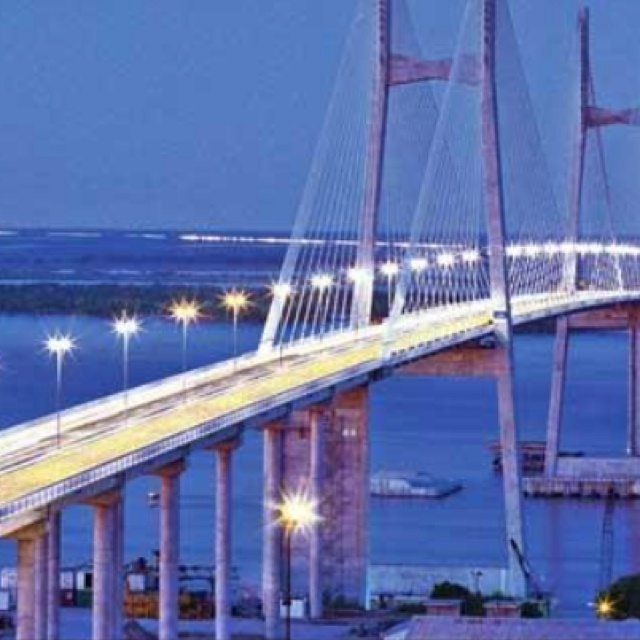 My home town - Rosario, Argentina - Rosario/Victoria Bridge