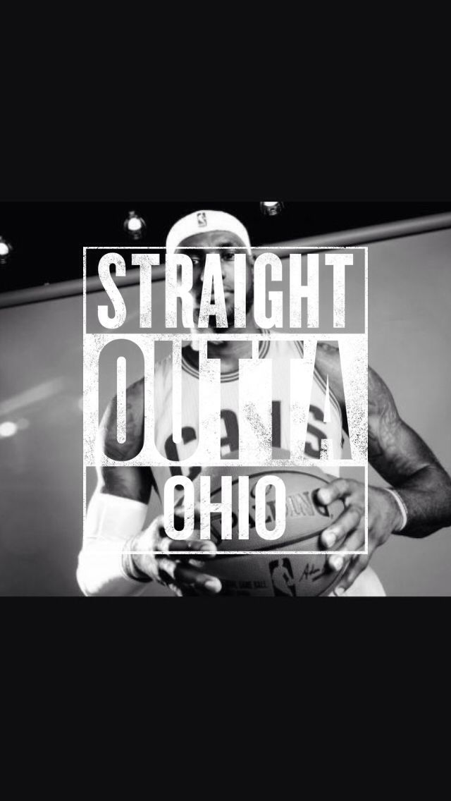 Lebron James is the one of the dopest NBA players raised in Ohio