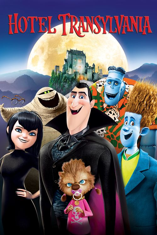 Watch Hotel Transylvania Full-Movie
