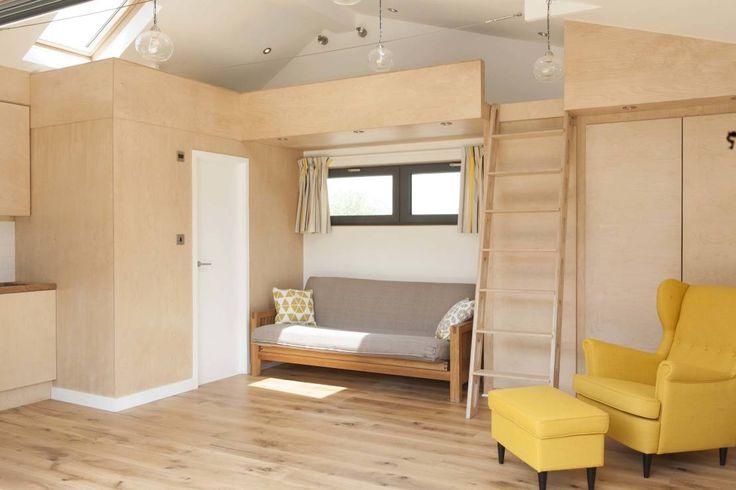 I : Modern living room by Blankstone