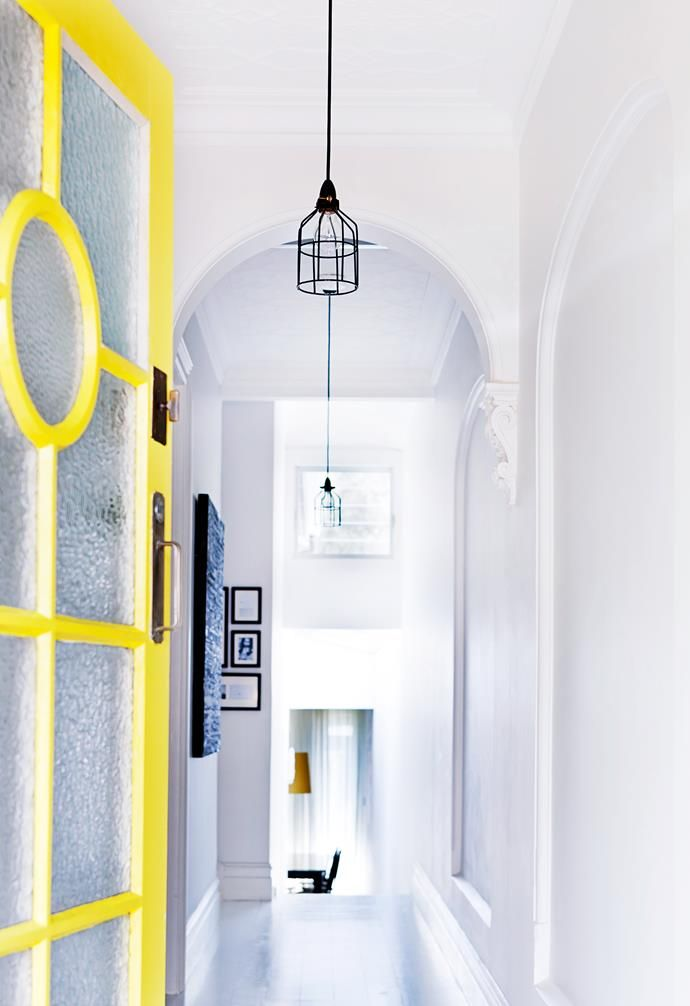 Decorating With White: Sydney Worker's Cottage Reno | HOMES