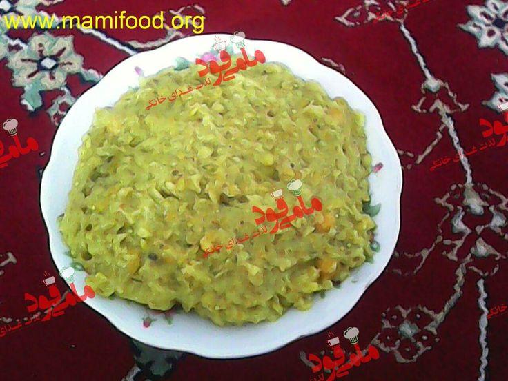 طرز تهیه و دستور پخت #بلغور بسیار خوشمزه و آسان را در سایت مامی فود بخوانید مامی فود لذت غذای خانگی