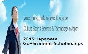 2015 Japanese Government Scholarships for Foreign Undergraduate Students, Japan. Applications are open for Japanese Government Scholarships available for international students to pursue undergraduate studies in Social Sciences and Humanities and Natural Sciences at Japanese universities. - See more at: http://www.scholarshipsbar.com/2015-japanese-government-scholarships.html#sthash.QpEcZkGJ.dpuf