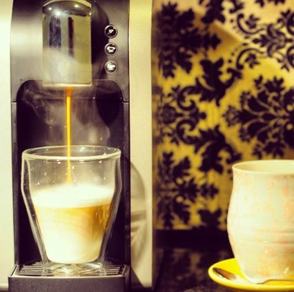 Love the new Starbucks Verismo system! Would love to own this!