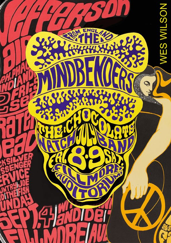Psychedelic 1960s - http://www.ideafixa.com/psychedelic-1960s/ - #poster #design…