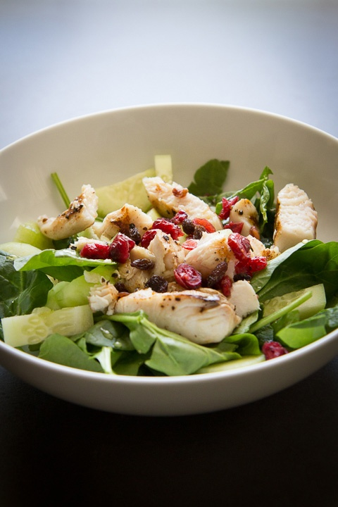 monday: mahi mahi salad | Yummy Cooking | Pinterest | Mahi Mahi ...