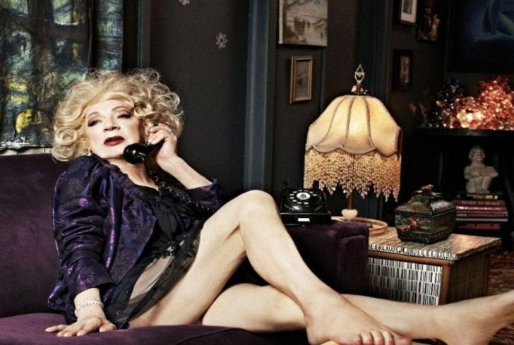 RIP Holly Woodlawn, the transgender trailblazer has passed.