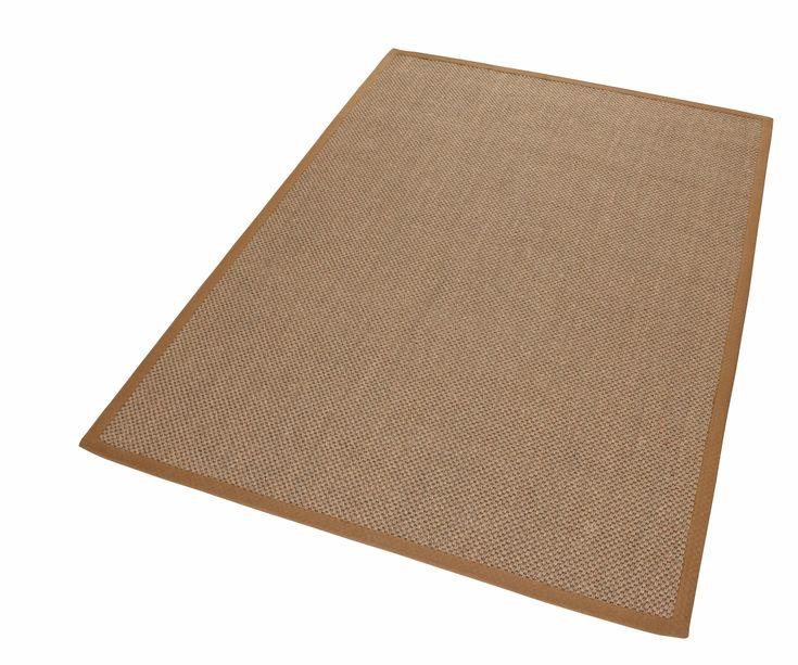 my home Sisal-Teppich braun, B/L: 200x290cm, 8mm, »Halen«, rutschhemmend Jetzt bestellen unter: https://moebel.ladendirekt.de/heimtextilien/teppiche/sonstige-teppiche/?uid=35181c11-95db-5910-8c26-135616e96cab&utm_source=pinterest&utm_medium=pin&utm_campaign=boards #heimtextilien #sonstigeteppiche #teppiche