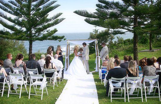 Wedding ceremony photos NSW. Central Coast Wedding Photography by Impact Images www.impact-images.com.au