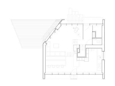 Plán domu - přízemí