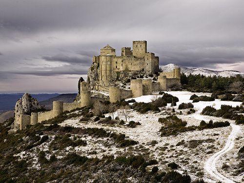 Castillo de Loarre (Huesca), Spain