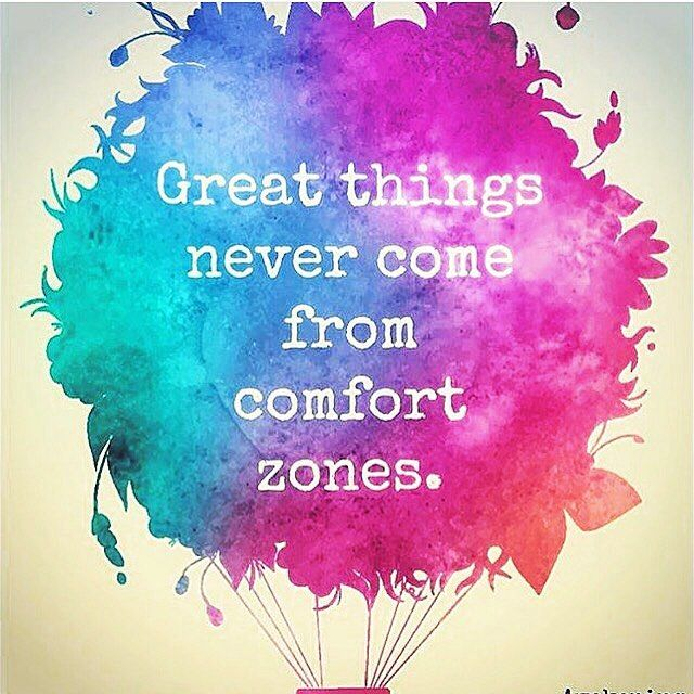 It comes from stepping out of your comfort zone  by meditation_inspiration