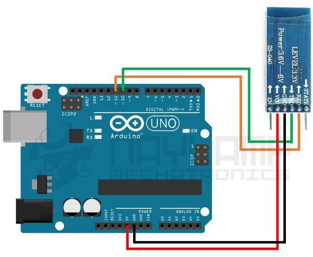 Configuración Del Módulo Bluetooth Hc 05 Usando Comandos At