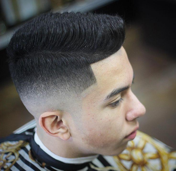Low Bald Fade short haircuts for men