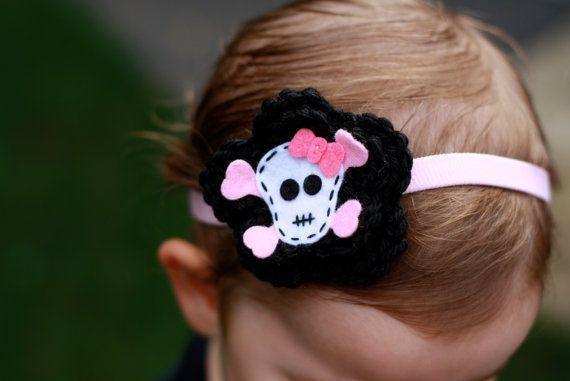 headband or eye patch