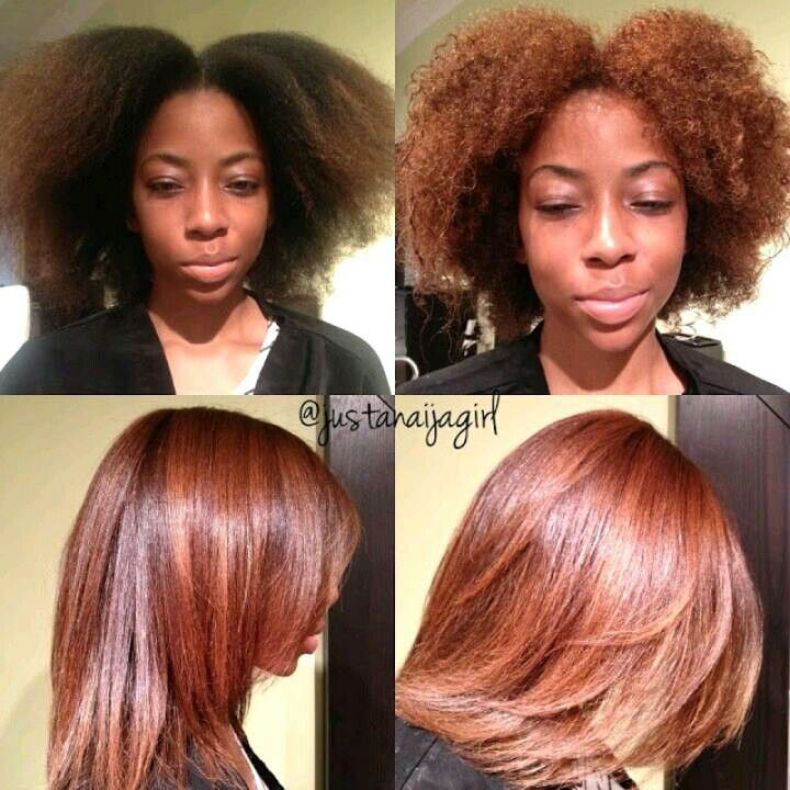 Hairstyles For Black Permed Hair Medium Length : 12 best images about shoulder length sl hair on pinterest