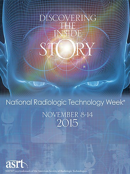 2015 National Radiologic Technology Week Poster