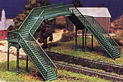 45974 O Bachmann Plasticville(R) Pedestrian Bridge Model ...