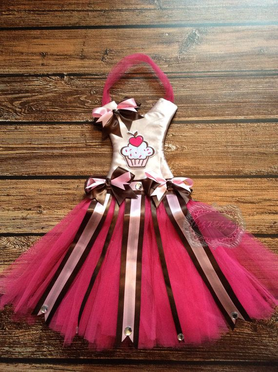 Tutu Bow Holder Baby Gift Baby Shower Gift 1st by KidzKlothezline