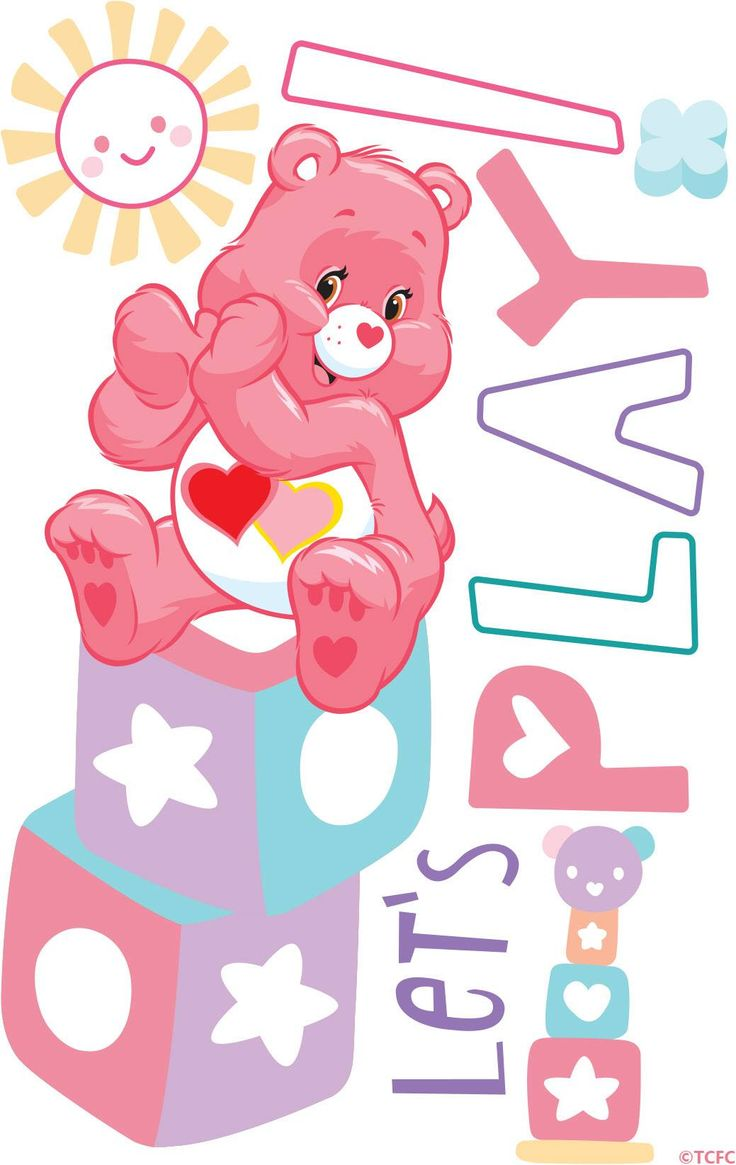 414 best Care Bear Stare! images on Pinterest | Care bears ...