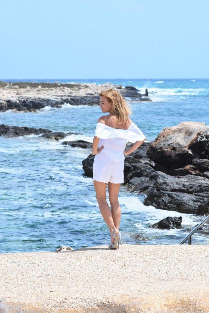 Malta, travel, trip, love, blue, water, white, Bugibba,