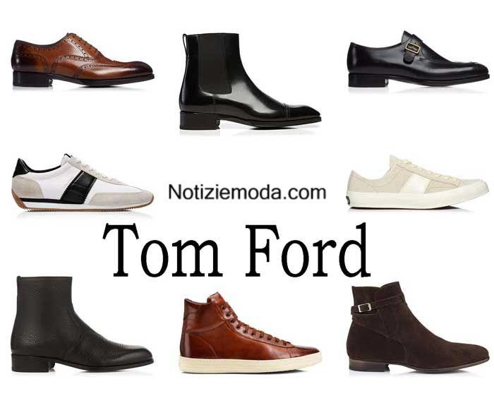 Scarpe Tom Ford autunno inverno 2016 2017 uomo